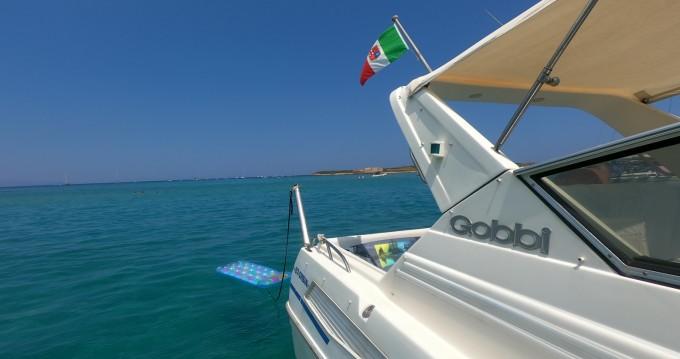 Boat rental Gobbi Cabin 27 in Marzamemi on Samboat