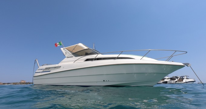 Hire Motorboat with or without skipper Gobbi Marzamemi