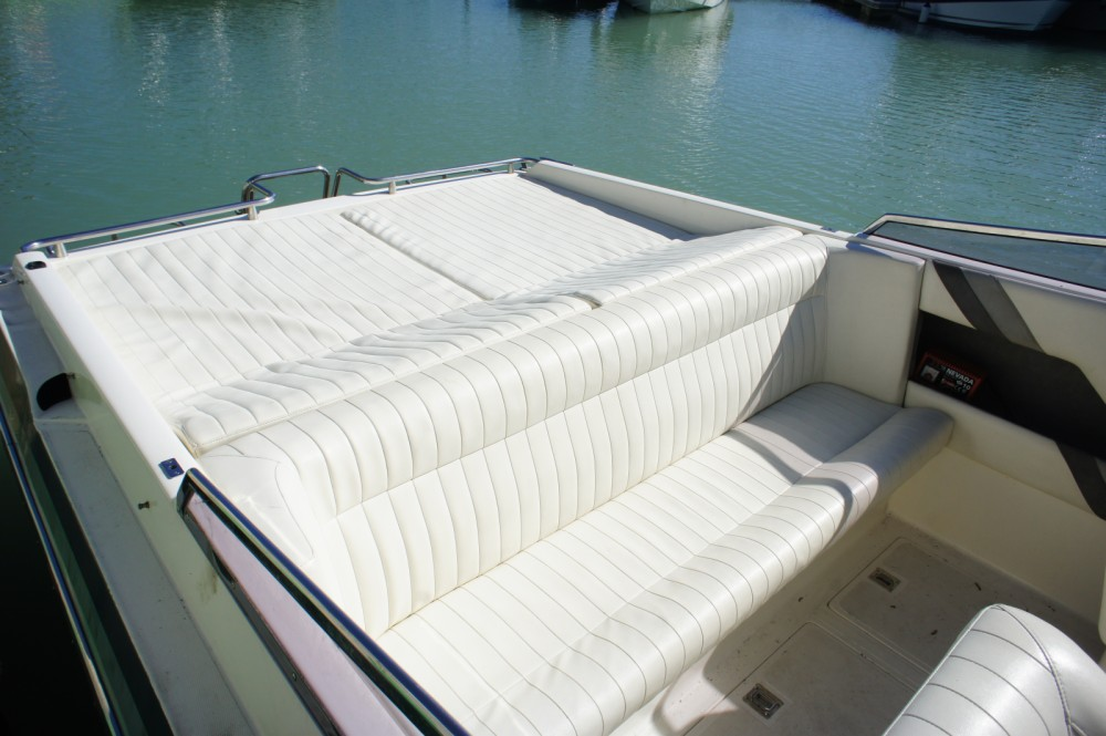 Hire Motorboat with or without skipper Falcon Lignano Sabbiadoro