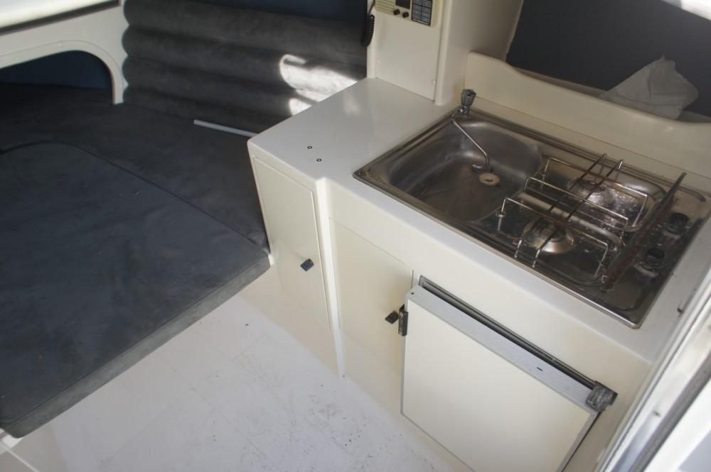 Rental Motorboat in Lignano Sabbiadoro - Falcon 26