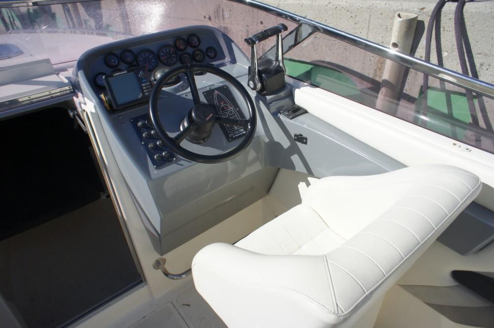 Rental yacht Lignano Sabbiadoro - Falcon 26 on SamBoat