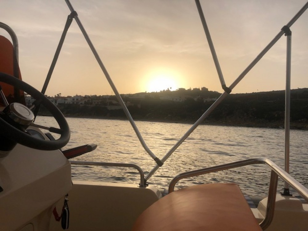 Hire Motorboat with or without skipper Cobra San Roque