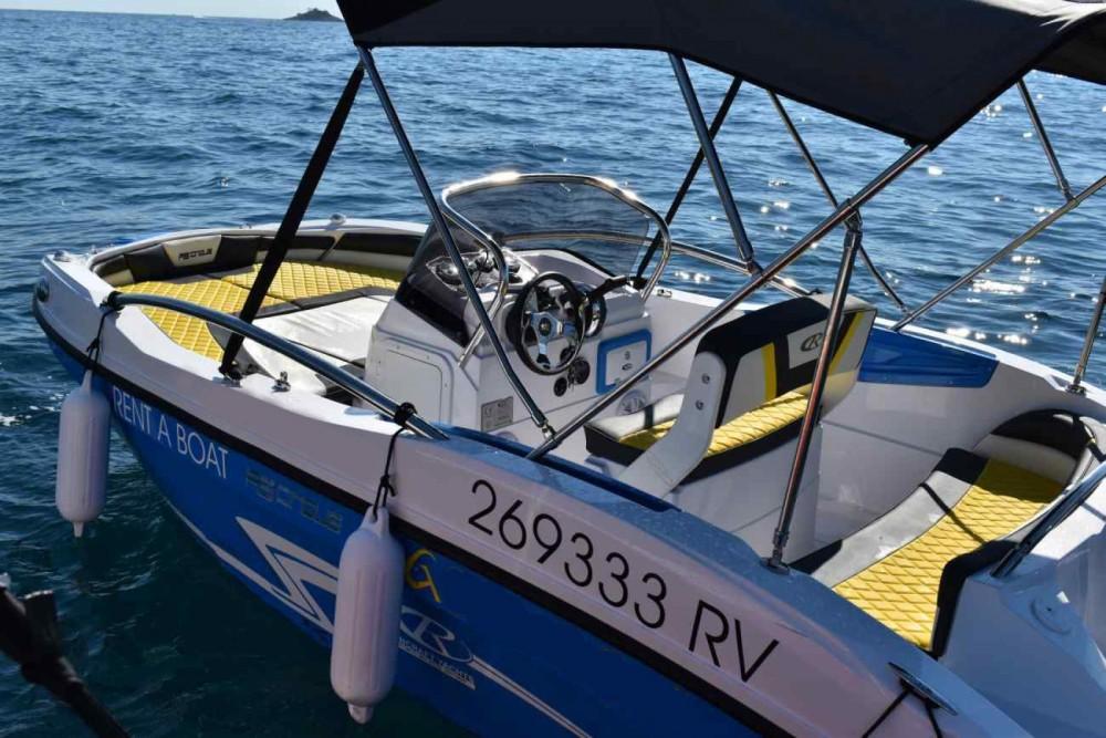 Boat rental Rovinj cheap RS Cinque