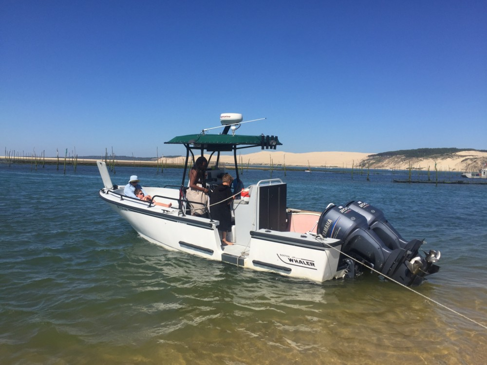 Boston Whaler Boston Whaler 24 Outrage between personal and professional Lège-Cap-Ferret