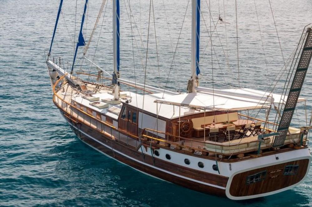Boat rental ANDI STAR First 85.5 in Split on Samboat
