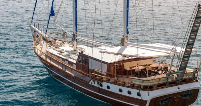 Rental Sailboat in Split - ANDI STAR First 85.5