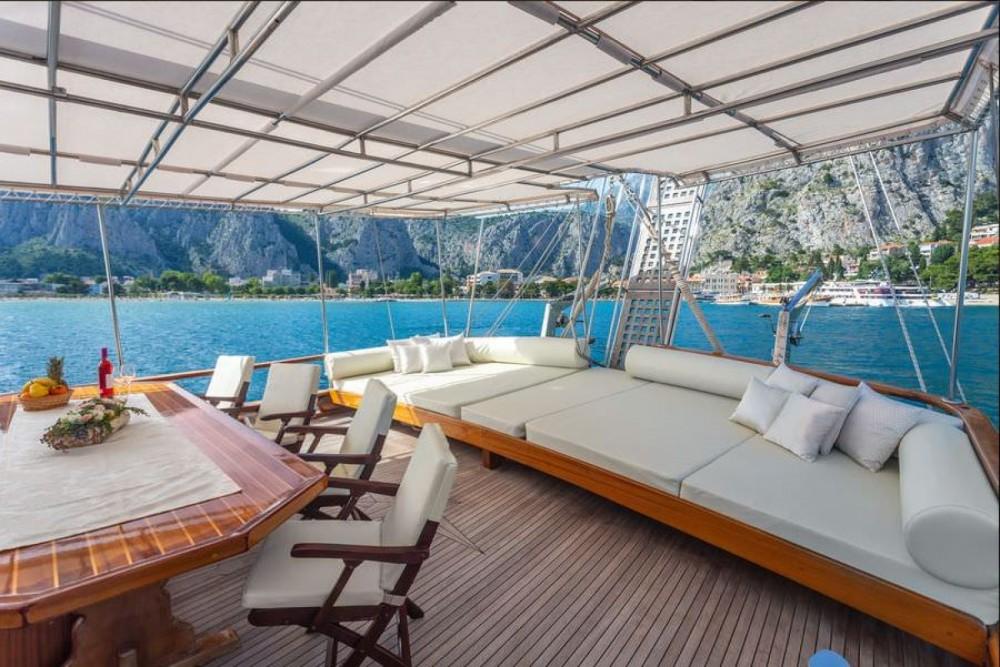 Boat rental Split cheap First 85.5