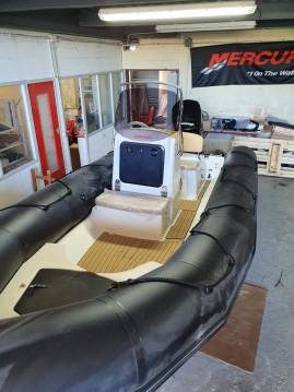 Rental yacht La Flotte - Bombard Sunrider 550 on SamBoat