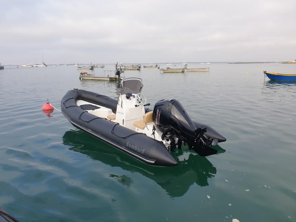 Boat rental La Flotte cheap Sunrider 550