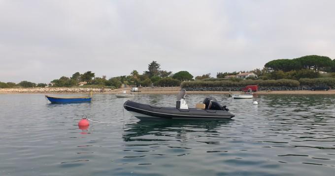 Rental RIB in La Flotte - Bombard Sunrider 550