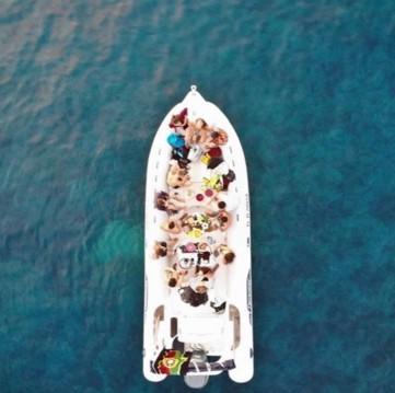 Rental yacht Saint-Raphaël - Capelli Tempest 750 on SamBoat