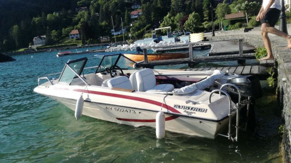 Boat rental Annecy cheap V162