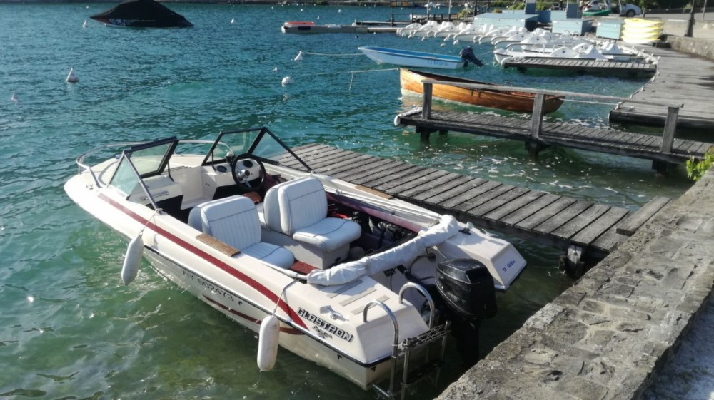 Rent a Glastron V162 Annecy