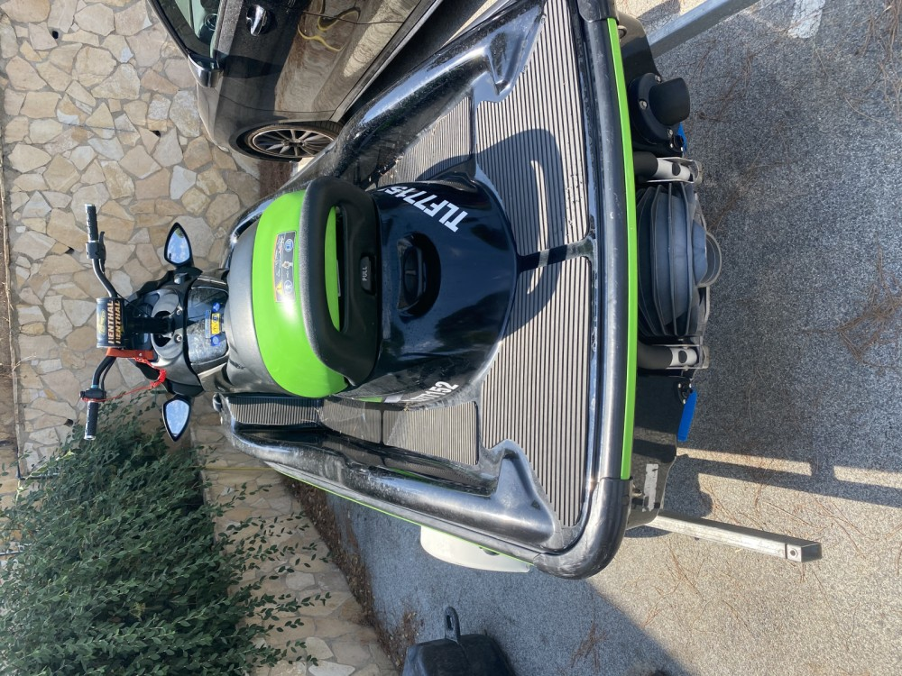 Hire Jet Ski with or without skipper Kawasaki Sainte-Maxime
