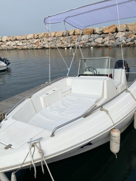 Boat rental Argelès-sur-Mer cheap Quicksilver 500