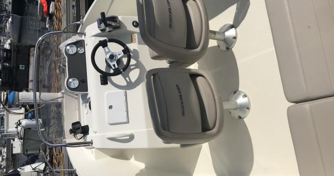 Rental yacht Fréjus - Quicksilver Activ 555 Open on SamBoat