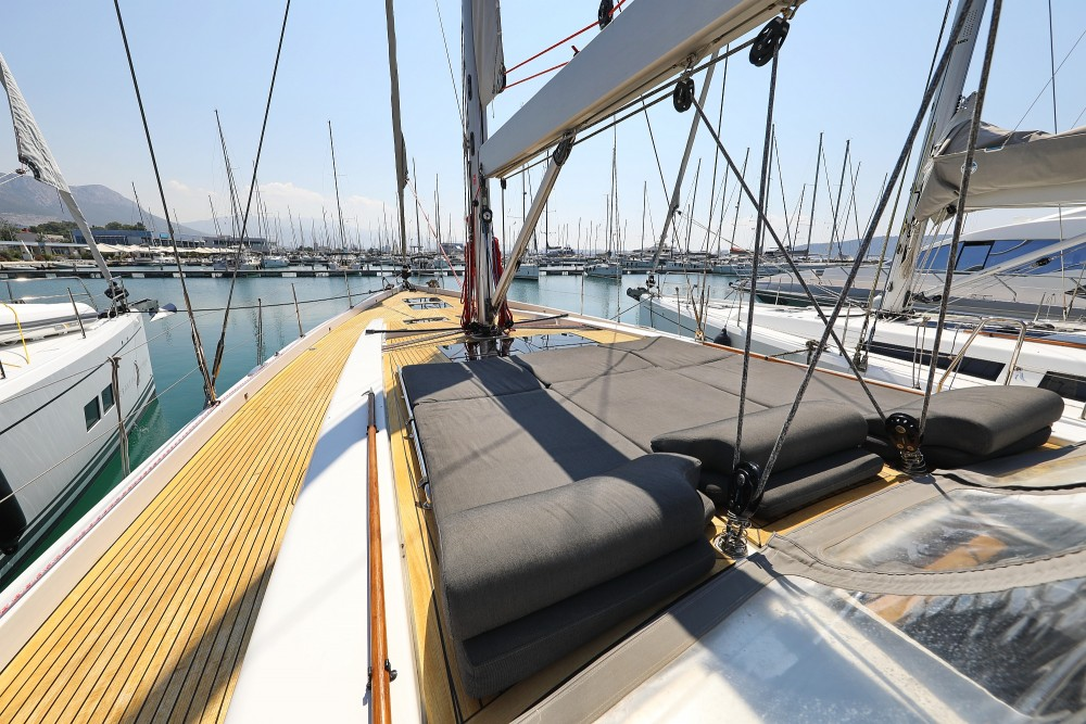 Hire Sailboat with or without skipper Hanse Croatie