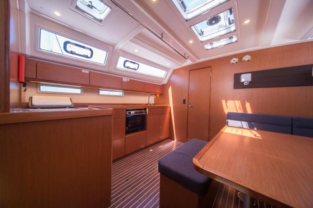 Boat rental Cos cheap Bavaria Cruiser 46