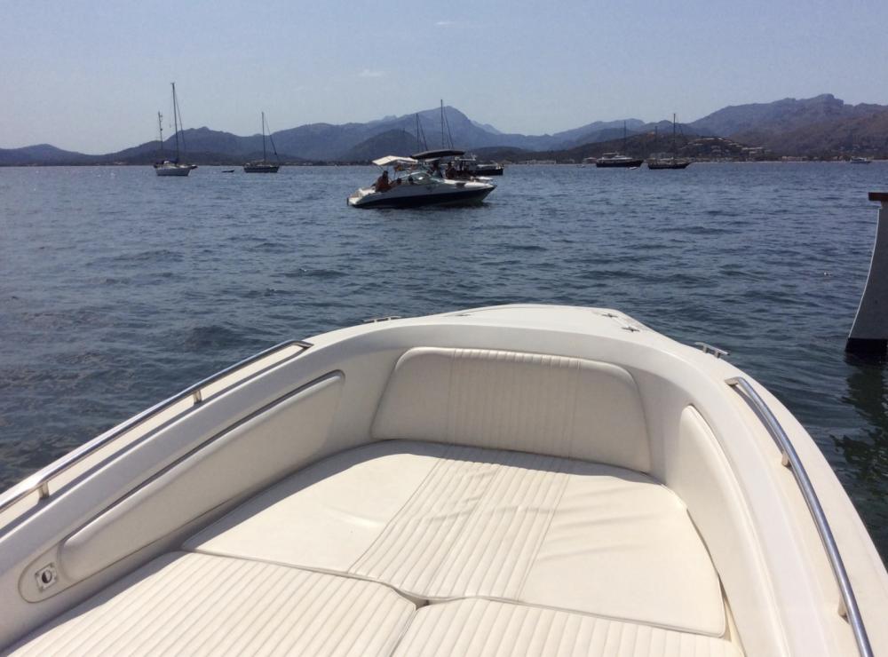 Rental Motorboat in Alcúdia - Zar Zar 75