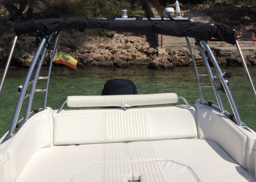 Motorboat for rent Alcúdia at the best price
