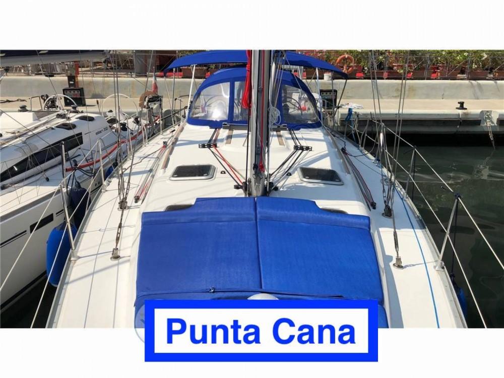 Boat rental Gênes cheap Sun Odyssey 43