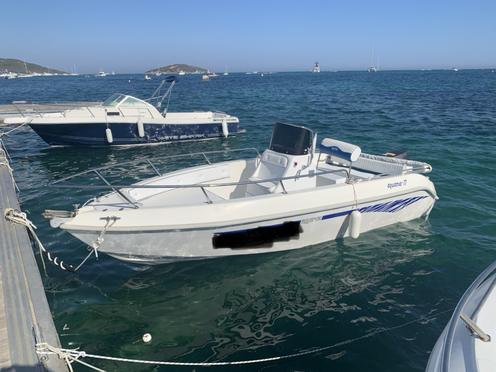 Hire Motorboat with or without skipper Aquamar Porto-Vecchio