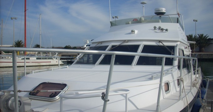 Rental yacht Saint-Cyprien - Acm 1055 on SamBoat