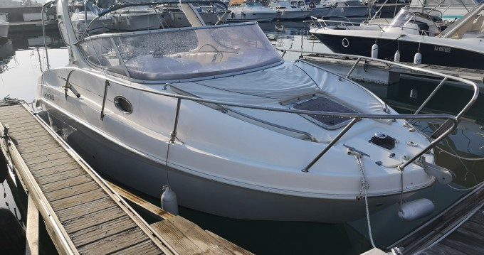 Hire Motorboat with or without skipper Saver Ajaccio