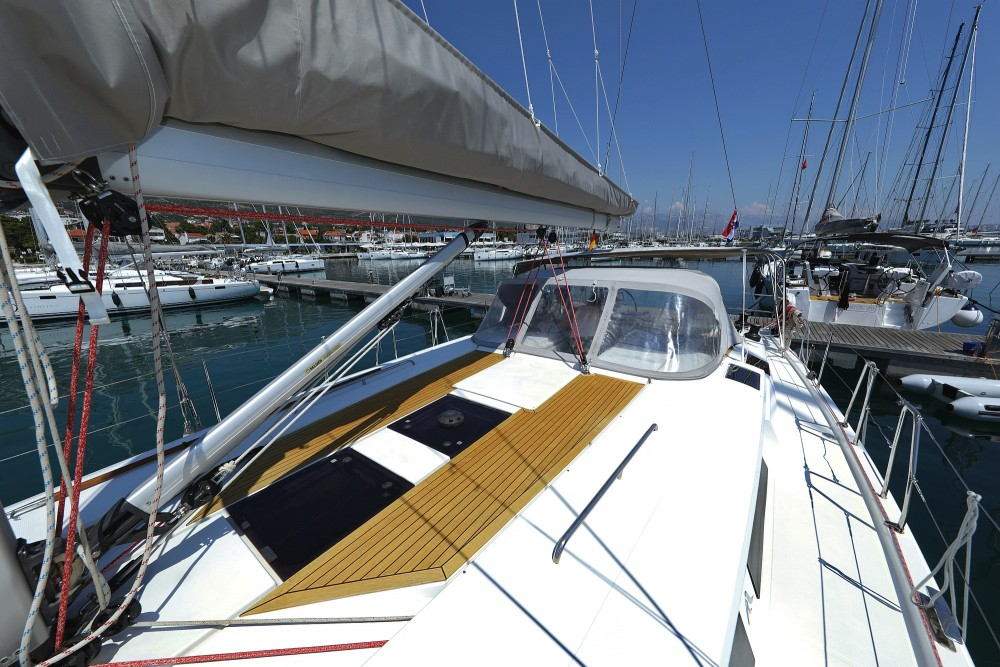 Hanse Hanse 505 between personal and professional Croatia