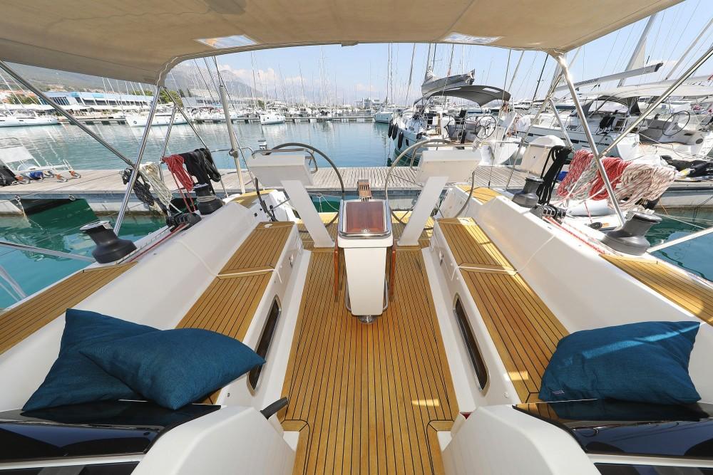 Rental Sailboat in Croatia - Hanse Hanse 505