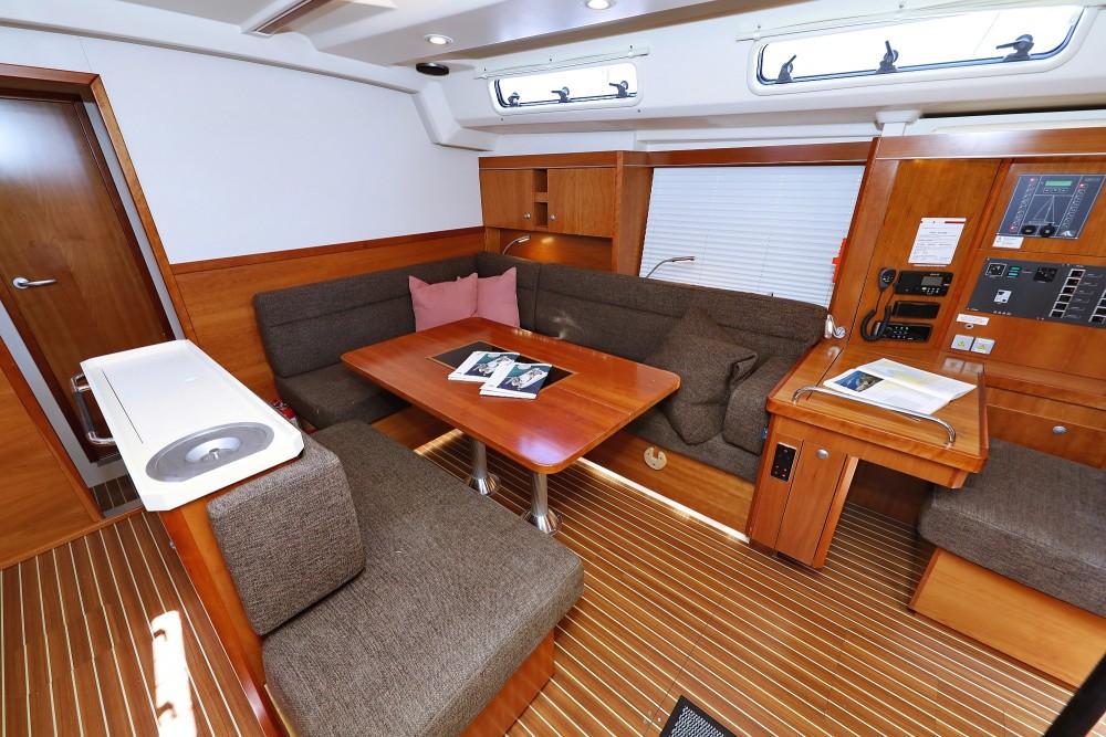 Boat rental Hanse Hanse 505 in Croatia on Samboat