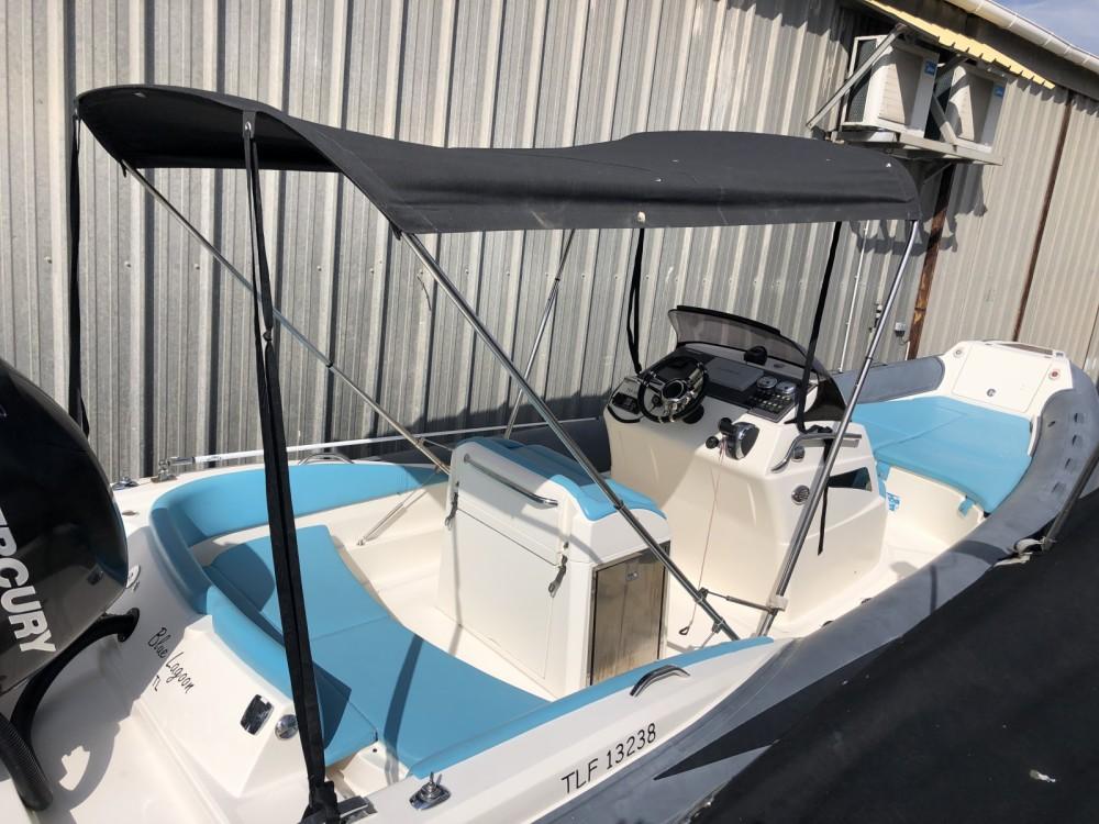 Boat rental Hyères cheap Adrenalina 7.5