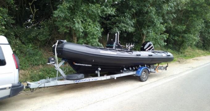 Rental yacht Nieuwpoort - Bombard Ribster 550 on SamBoat