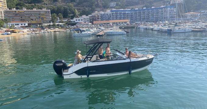 Rental yacht Blanes - Quicksilver Activ 605 Bowrider on SamBoat