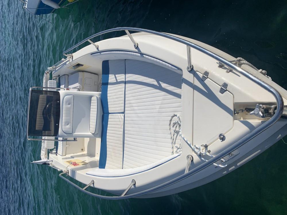 Rental Motorboat in Porto-Vecchio - Aquamar Aquamar 17