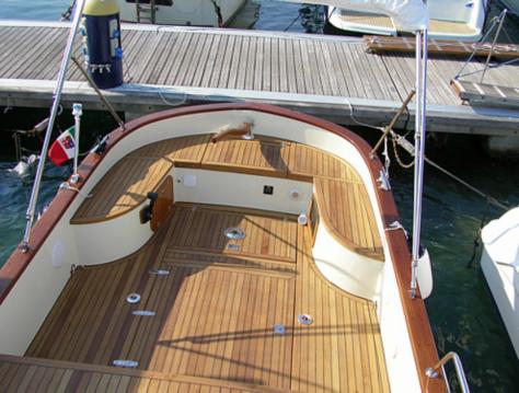 Rental yacht Otranto - Gozzo Latino Latino 6.80 on SamBoat