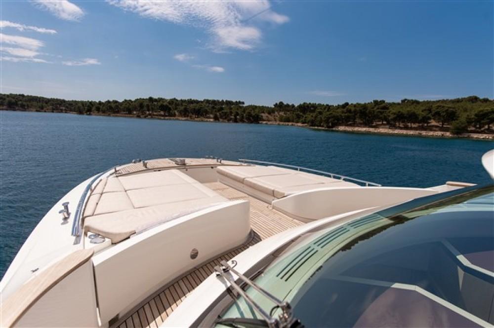 Boat rental Šibenik cheap Monte Carlo Yacht 66