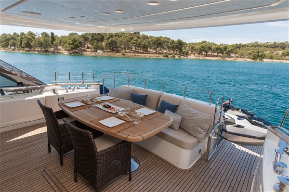 Rental yacht Šibenik - Bénéteau Monte Carlo Yacht 66 on SamBoat