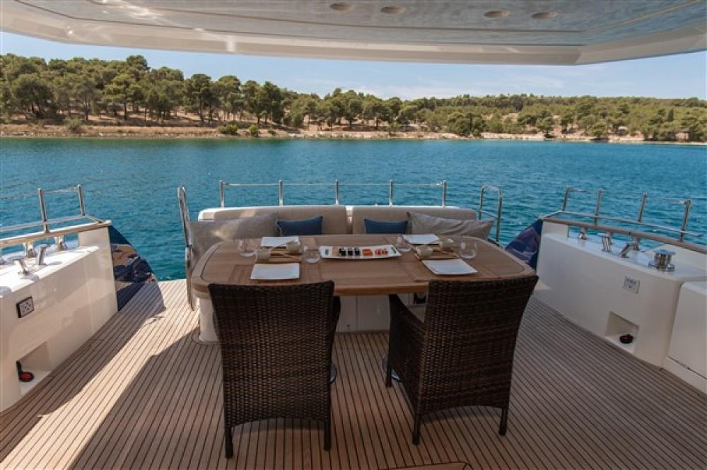 Bénéteau Monte Carlo Yacht 66 between personal and professional Šibenik