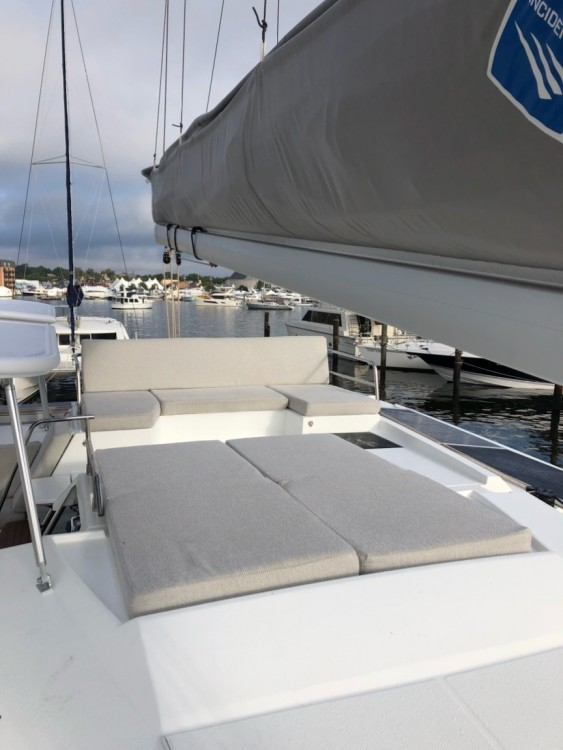 Rent a Fountaine Pajot Fountaine Pajot US Virgin Islands