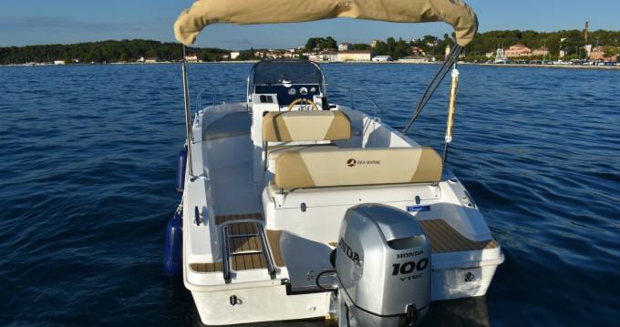 Rental yacht Rovinj - Idea Marine IDEA 58 on SamBoat