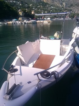 Hire Motorboat with or without skipper Conero Beaulieu-sur-Mer