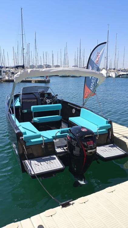 Boat rental Nuva Nuva M6 Open in Torrevieja on Samboat