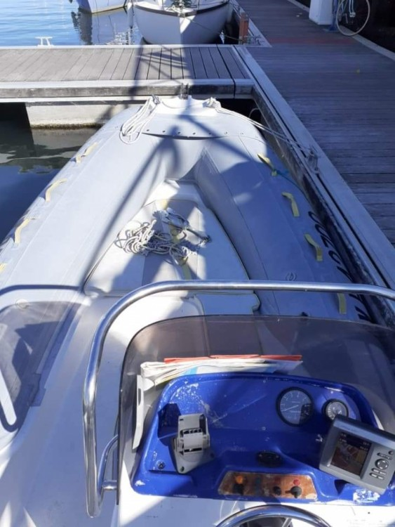 Hire RIB with or without skipper Sacs Lorient