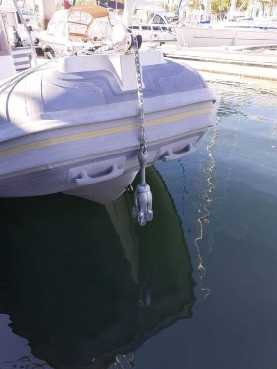 Rental RIB in Lorient - Sacs Sacs S 475