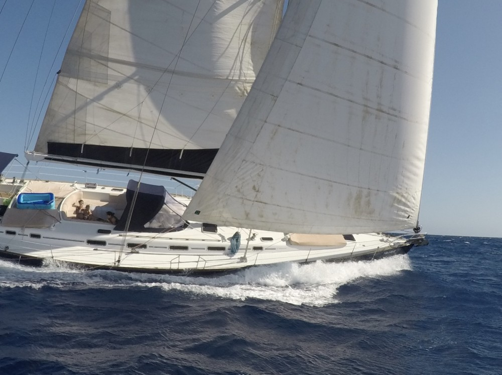 Puma Cubic 70 between personal and professional Ibiza