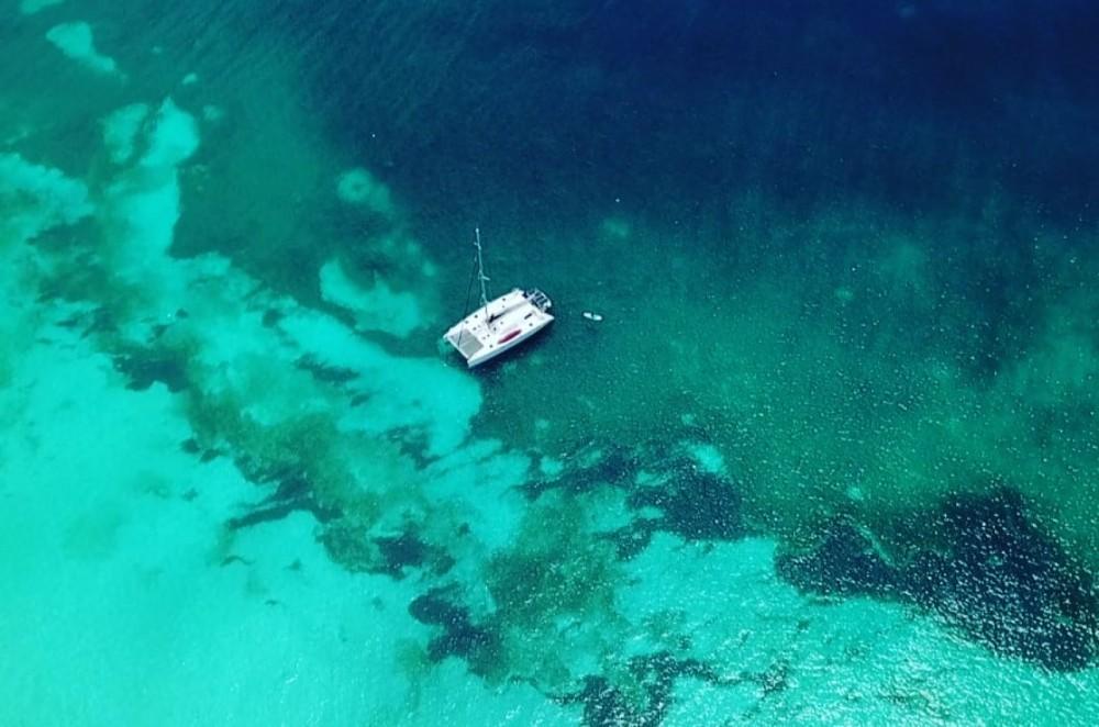 Rental Catamaran in Panama - Nautitech Nautitech 47