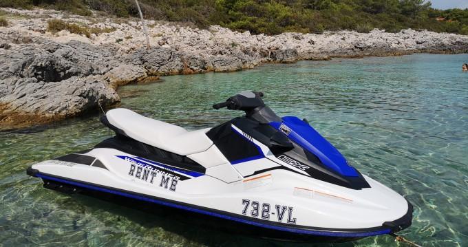 Rental Jet Ski in Vela Luka - Yamaha Ex sport