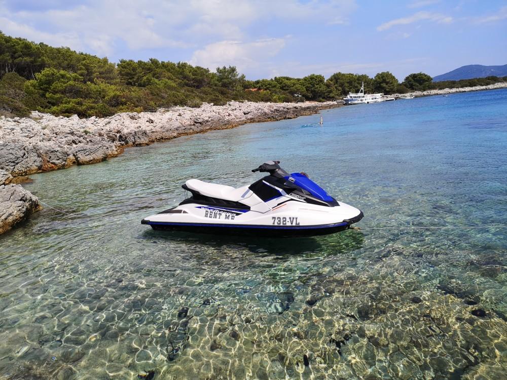 Yamaha EX SPORT between personal and professional Vela Luka