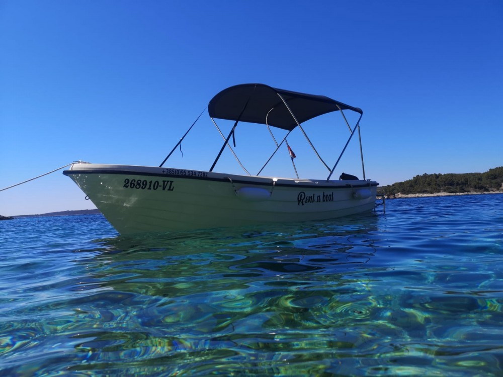 Hire Motorboat with or without skipper SPORT MARE Vela Luka